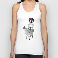 shopping Tank Tops featuring shopping by Seamless