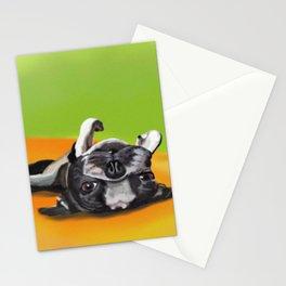 Upsidown Boston Stationery Cards