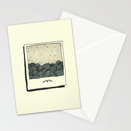 y un mar Stationery Cards