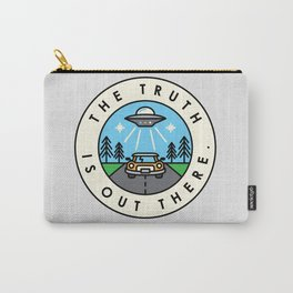 The truth is out there. Carry-All Pouch