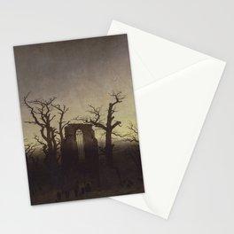 Abbey among Oak Trees Stationery Cards