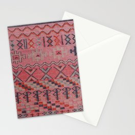 V21 New Traditional Moroccan Design Carpet Mock up. Stationery Cards
