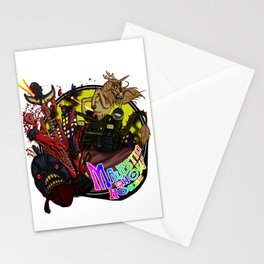 Majestic Show Horse Stationery Cards
