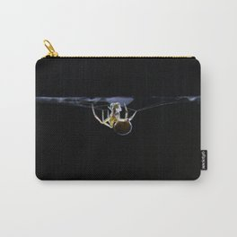 Spider on display Carry-All Pouch