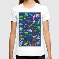 dinosaurs T-shirts featuring Dinosaurs by Raffaella315