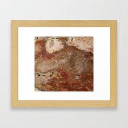 Abstract Jasper 2 Framed Art Print