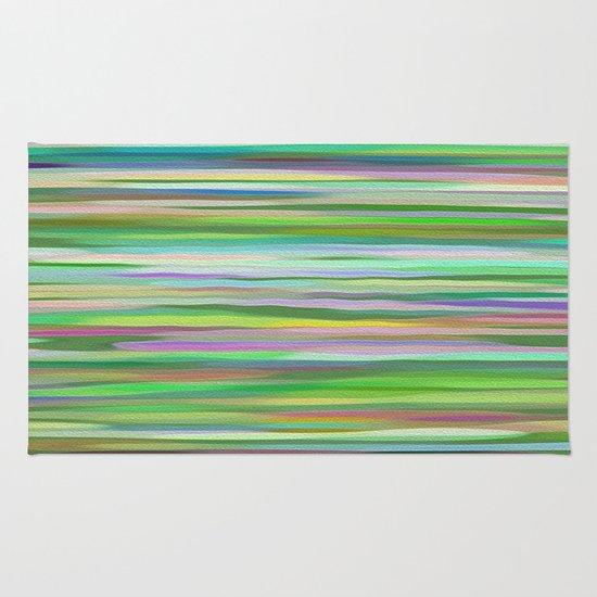 Swimming Stripes Rug