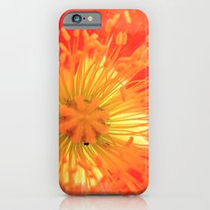 Poppy Love Slim Case iPhone 6s