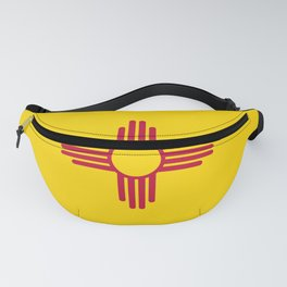 Flag of New Mexico Fanny Pack