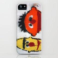 Bert and Ernie, Sesame Street, Graffiti Slim Case iPhone (5, 5s)