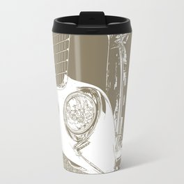 Chevy Chevrolet Bel Air Travel Mug