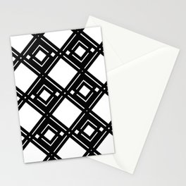 Bohemian Diamond Stationery Cards