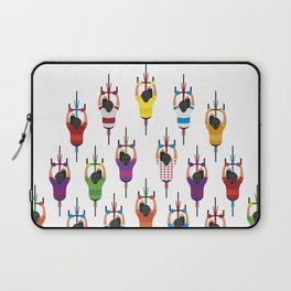 Cycling Squad Laptop Sleeve