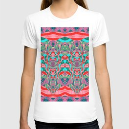 Shamanic Song Totem Knots T-shirt