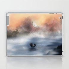 The Lake of Tranquility Laptop & iPad Skin