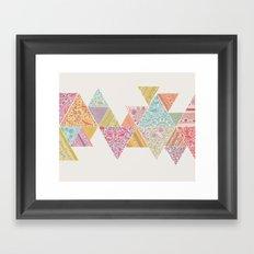Triunity Framed Art Print