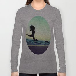 Dancing with the Wind 2 Long Sleeve T-shirt