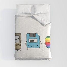 The Three Best Friends Comforters