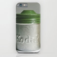 Vintage Kodak Film Canisters Slim Case iPhone 6s