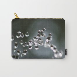 Drop by drop Carry-All Pouch