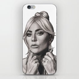 there could be a hundred people in the room iPhone Skin