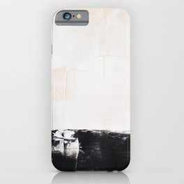 A5 Magpie - Abstract acrylic iPhone Case