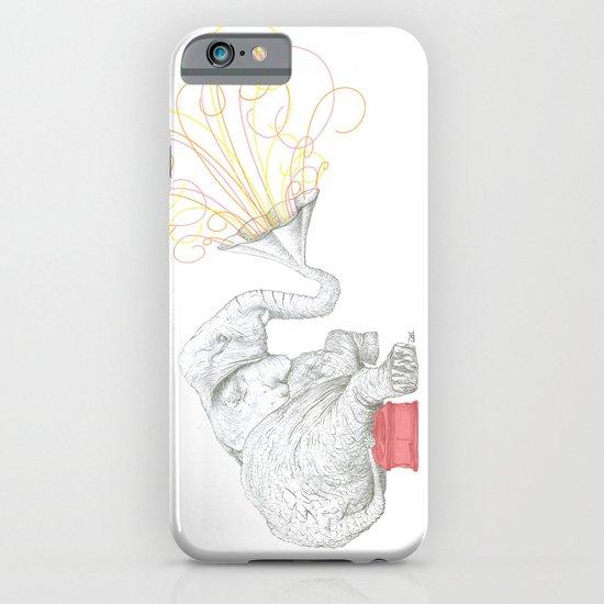One Elephant Band iPhone & iPod Case