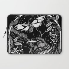 edgar allan poe - raven's nightmare Laptop Sleeve
