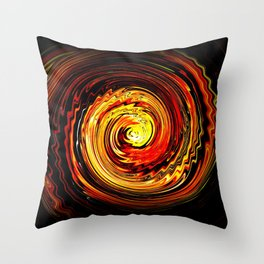 Twisted No. 1 Throw Pillow