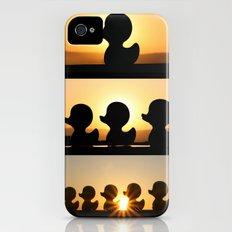 Ducks Ducks Ducks! iPhone (4, 4s) Slim Case