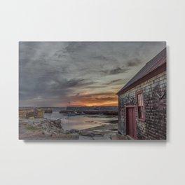 Lanes cove Sunset 5-5-18 Metal Print