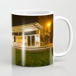 Bus and trainstation Coffee Mug