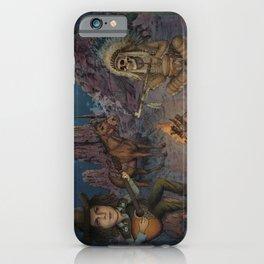 Jack White - Blunderbuss iPhone Case