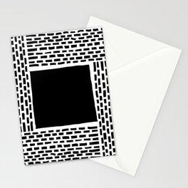 b&w 204 Stationery Cards