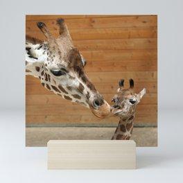 Giraffe 002 Mini Art Print