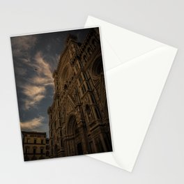 Entrance To The Duomo di Firenze Stationery Cards