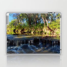 Falls at Prairie Creek Greenway Laptop & iPad Skin