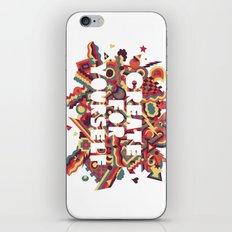 Create For Yourself (1) iPhone & iPod Skin