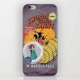 Swords Versus Tanks: Episode 2 iPhone Skin