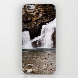 Cameron Falls iPhone Skin