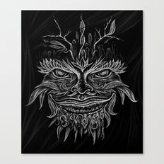Forest Elemental Canvas Print
