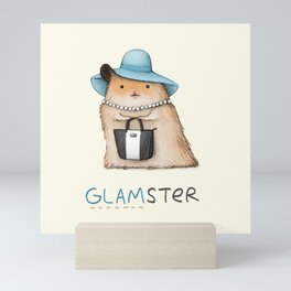 Glamster Mini Art Print