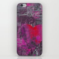 passion iPhone & iPod Skins featuring Passion    by LebensART
