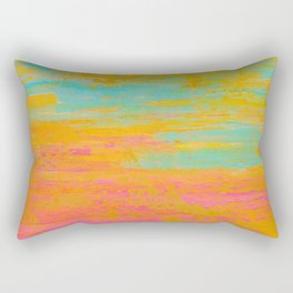 Warm Breeze Rectangular Pillow