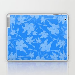 Forget-Me-Not Flowers in Blue Laptop & iPad Skin