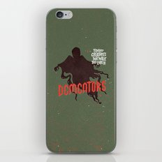 Dementors iPhone & iPod Skin
