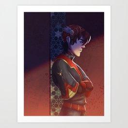 Protectors/Keith Art Print