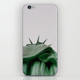 New York City: Statue of Liberty (Color) iPhone Skin