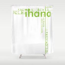 Ihana Shower Curtain