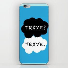 TRXYE ?  iPhone Skin